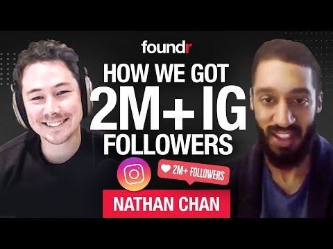 😲From 0 to 1M Instagram Followers in TWO YEARS | Interview with Nathan Chan