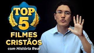 TOP 5 MELHORES FILMES CRISTÃOS (Com História Real) - Pastor Antonio Junior