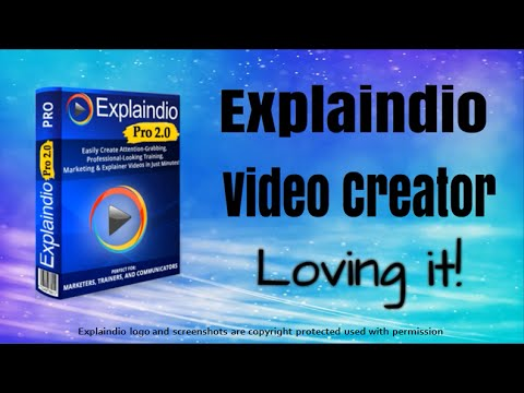 How to Animate Text & Images in Explaindio 2.0 PRO
