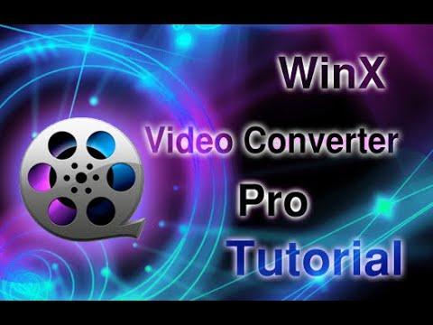 Free 4K/1080p WinX Video Converter Review & Tutorial