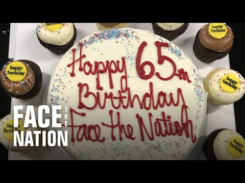 """An historic anniversary: """"Face the Nation"""" marks 65 years on the air"""