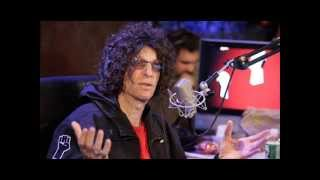 Howard Stern rips and tears apart George Zimmerman, CASE CLOSED!!!