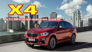 2019 bmw x4 test drive   2019 bmw x4 m40i m performance   2019 bmw x4 xdrive 30i   new cars buy