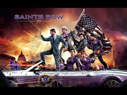 Saints Row IV - I Don't Wanna Miss A Thing - Zero Saint's Thirty