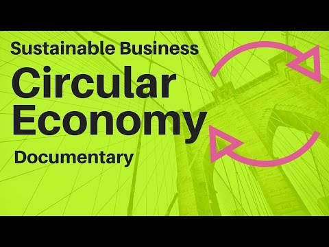 Sustainable Business - Wealth from Waste Documentary on how