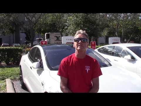 Montréal-Miami 2017 en une journée et demi en Tesla ! In 1 1/2 days, with english subtitles