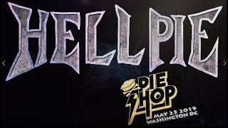 HELLPIE Live at The Pie Shop DC May 2019