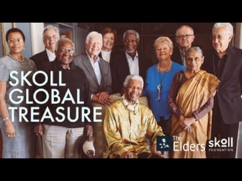 Skoll Foundation Announces 2020 Global Treasure Award to The Elders
