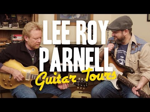 Lee Roy Parnell's Legendary Collection | Marty's Guitar Tours
