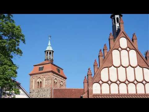 Stadtfilm Luckenwalde   Tourismus Stadtbild HD