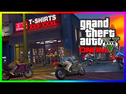 GTA 5 Online NEW & EPIC Retro San Andreas Races, Deathmatches & ...