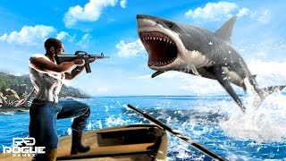 Underwater Angry Shark Hunting (by Rogue Gamez) Android Gameplay [HD]