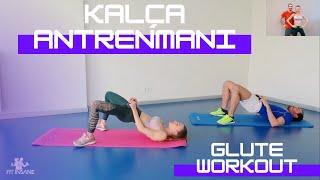 KALÇA ANTRENMANI | Bubble Butt Workout | FITINSANE |