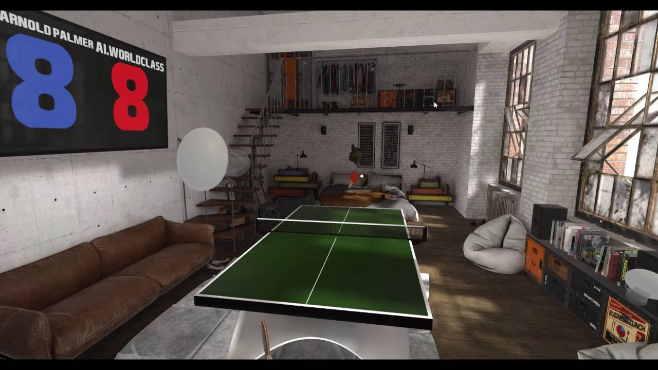 Image result for eleven table tennis
