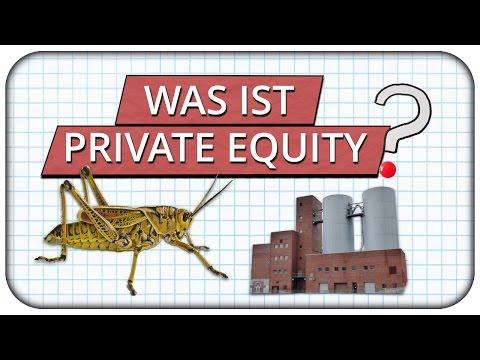 Was ist Private Equity und wie funktioniert es? Einfach erklärt - Finanzlexikon 🎓