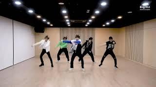 TXT dance practice - EGO j-hope BTS