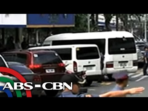 News Patrol: De Lima arrives at Camp Crame