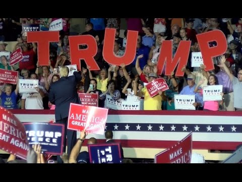 Full Event: Donald Trump Rally in Newtown, PA 10/21/16