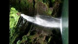 Паша. Ивановский водопад.