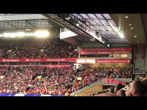 CHAMPIONS OF EUROPE & VIRGIL VAN DIJK SONGS | LIVERPOOL VS NORWICH | THE KOP | Liverpool FC Chants