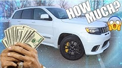 How Much I Pay For Insurance For My Jeep Trackhawk. You Won't Believe This!!