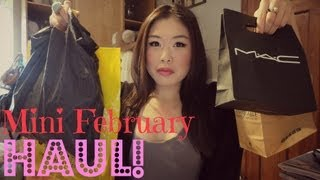 February Haul: MAC, Zara, F21, & The Body Shop ♥ Thumbnail
