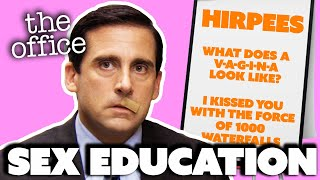 SEX EDUCATION - The Office US