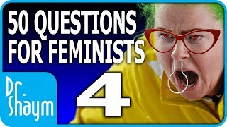 50 Questions for Feminists #4