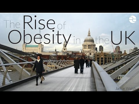 The Rise of Obesity in the UK