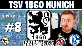 TSV 1860 Munich FM20 | S5 EP8 | THE FINAL DAY... EUROPEAN FOOTBALL?! | Football Manager 2020