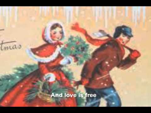 Love is Free This Christmas  Irene Molloy & Bill Monaghan
