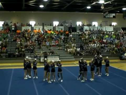 Chapel Hill High School Cheerleading