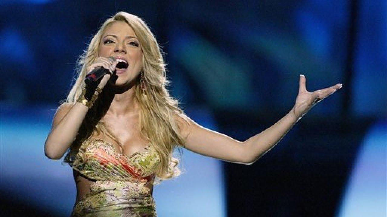Former Israeli Eurovision Contestant Shiri Maimon Takes on Broadway -  YouTube