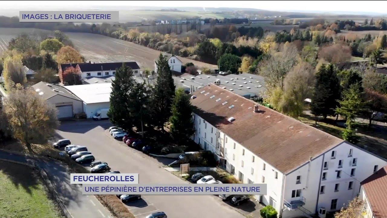 Yvelines | Une pépinière d'entreprises en pleine nature à Feucherolles