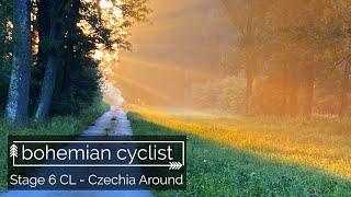 "Bikepacking Czechia - Olomouc to Kromeriz"". Stage 6 Czechia Around Central Loop"""