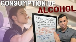 Open Container or Consumption of Alcohol in Motor Vehicle - R&R Law Group