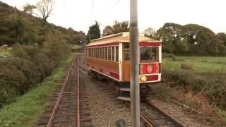 The Manx Electric Railway: From the Douglas Shed to Ramsey on Tram Car No. 1