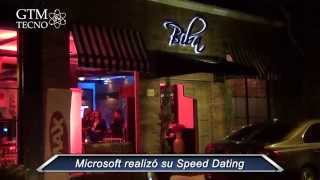 Speed Dating para conocer a Windows 10 en Guatemala