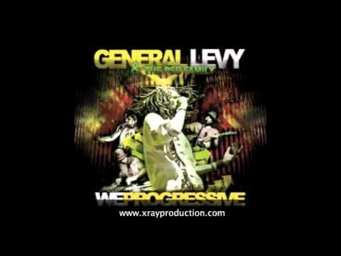 "General Levy - World wild west (album ""We progressive"") OFFICIEL"