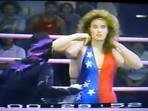 Susie Spirit & Americana vs. Princess of Darkness & Dementia, Pt. 2