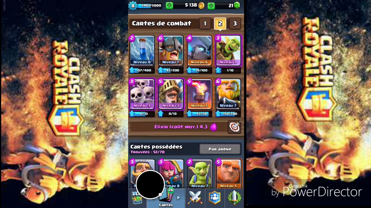 Pr sentation de deck ar ne 5 6 7 youtube for Deck arene 6 miroir