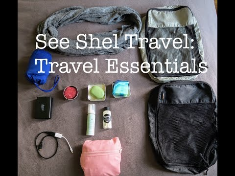 See Shel Travel: Travel Essentials