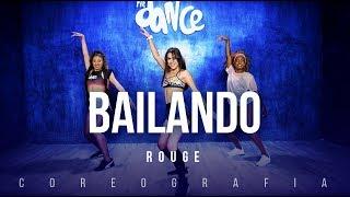Bailando - Rouge | FitDance TV (Coreografia) Dance Video