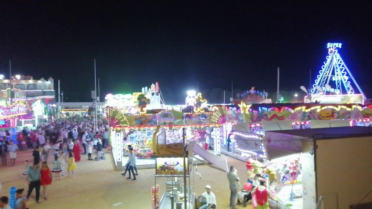 Feria de Alcalá de Guadaira 2019 - YouTube