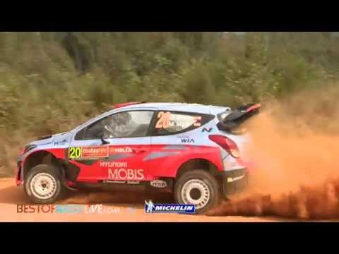 Shakedown - 2015 WRC Rally Australia - Best-of-RallyLive.com