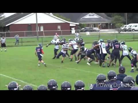 St. Marys Middle vs  Camden Middle  | 2015 Championship