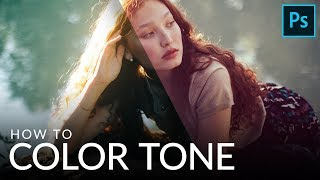 How to Color Tone in Photoshop in Under 5 Minutes!