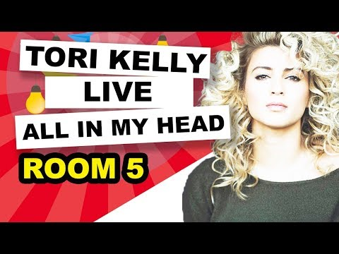 Tori Kelly - All In My Head LIVE @ Room 5 - June 15, 2012