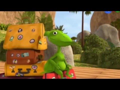 Поезд Динозавров - песня птеранодонов