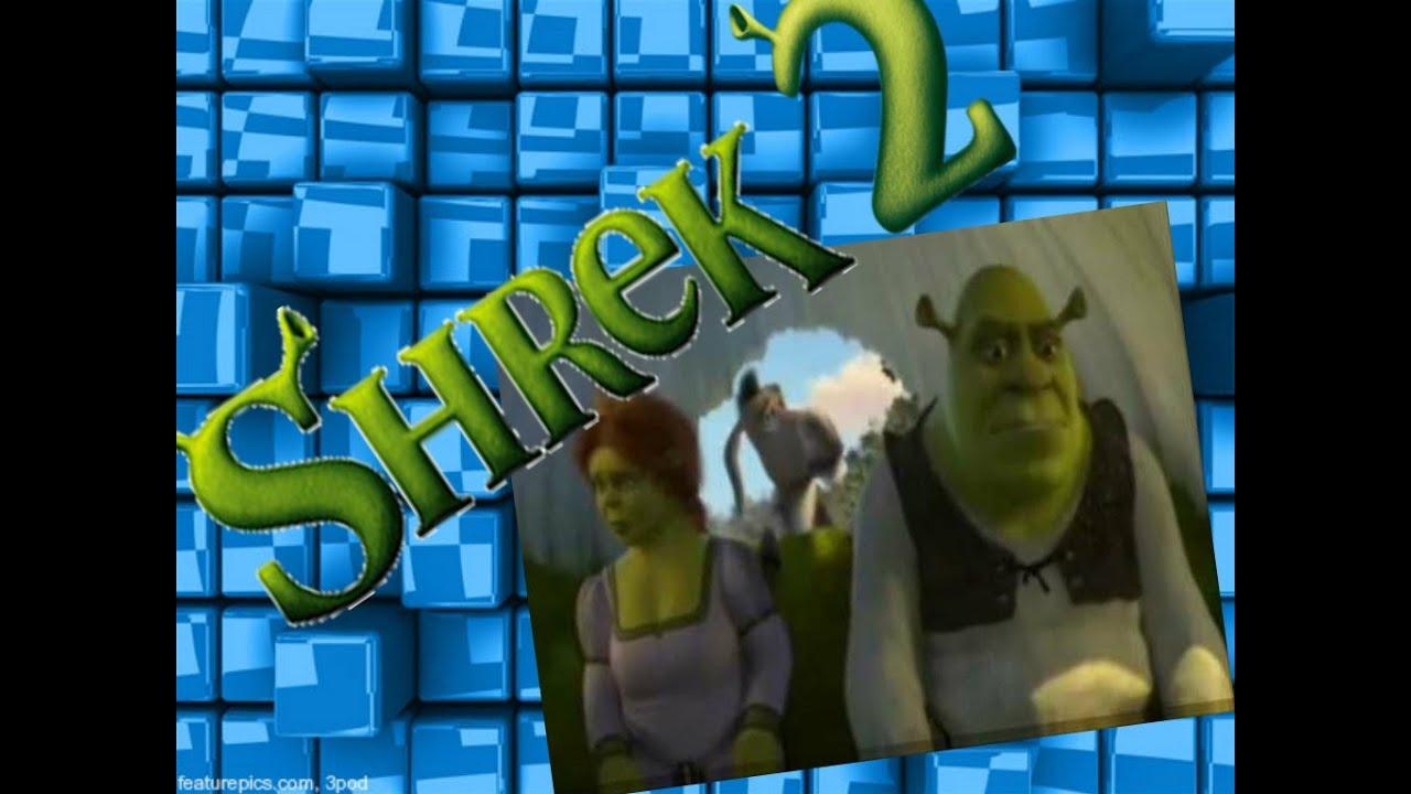 Shrek 2 Mas Mas Mas Y Trotar Y A Trotar Burro Youtube